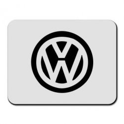Коврик для мыши Volkswagen - PrintSalon