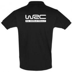 Футболка Поло WRC - PrintSalon