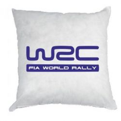 Подушка WRC - PrintSalon