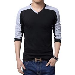 6851aebf38be46f мужская футболка с длинным рукавом, виды футболок, принты на футболках