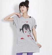 ba3bc5d70dbe0 Длинные футболки, виды футболок, самые трендовые направления моды ...