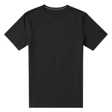 Колір Чорний, Чоловічі футболки преміум - PrintSalon
