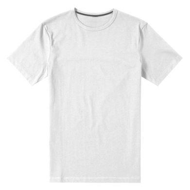 Колір Білий, Чоловічі футболки преміум - PrintSalon