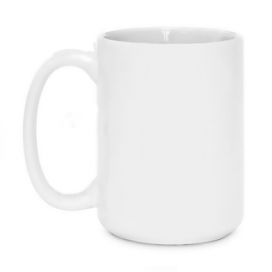 Цвет Белый, Чашки 420ml - PrintSalon