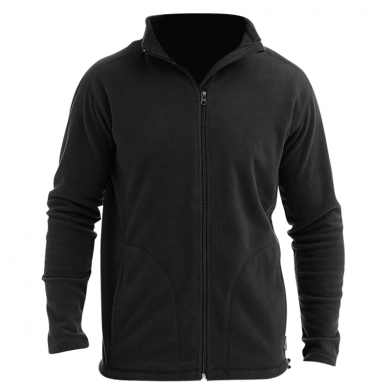 Цвет Черный, Мужский флисовые куртки - PrintSalon