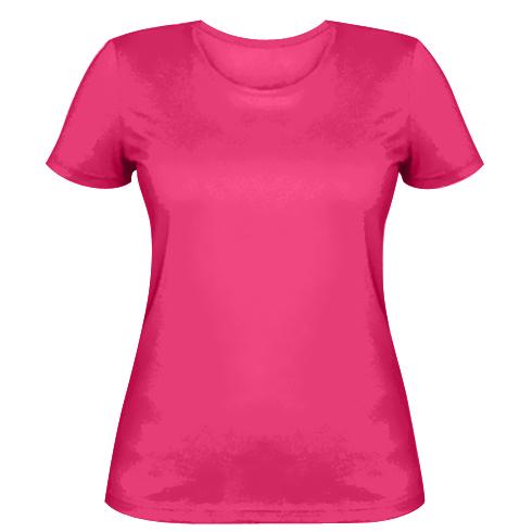 Женская футболка Шарик (парная футболка)