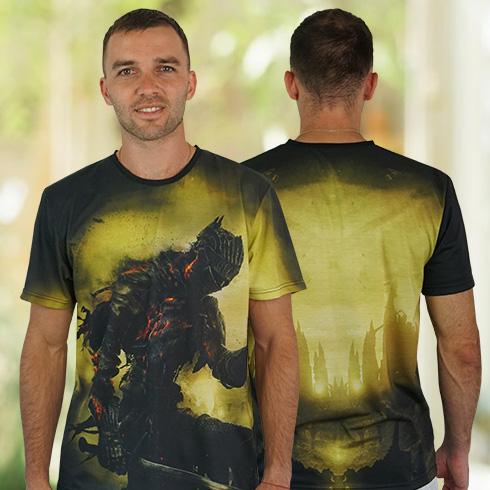 Чоловіча футболка 3D Вrilliant
