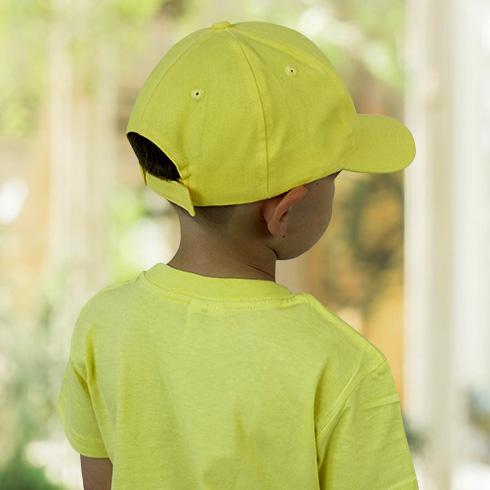 Детская кепка 4x4