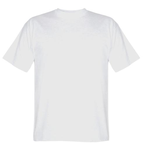 Мужская футболка Квіти