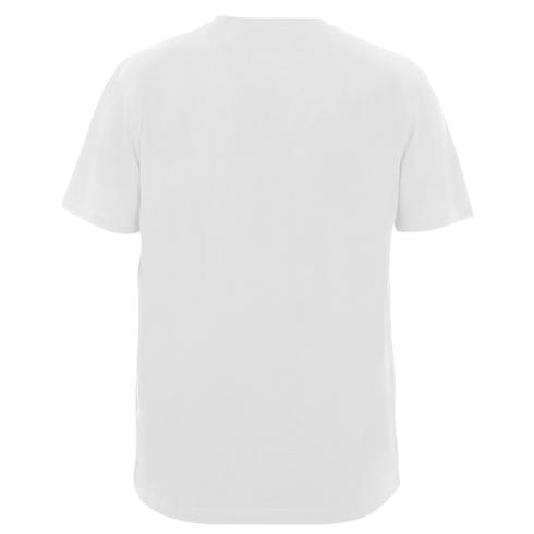 Мужская футболка  с V-образным вырезом Atilla han