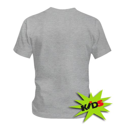 Дитяча футболка Питбуль