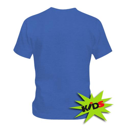 Детская футболка Коробка передач