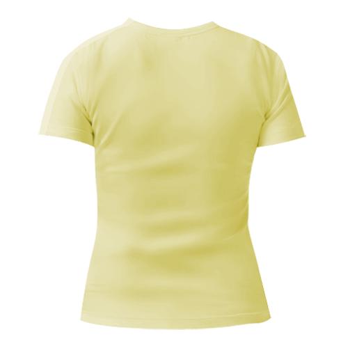 Женская футболка Руки в боки