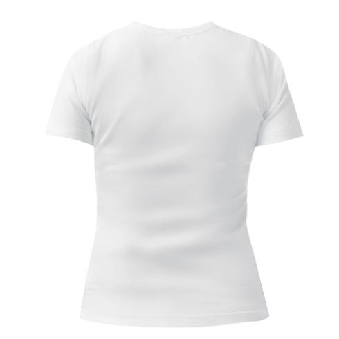 Женская футболка с V-образным вырезом Volkswagen