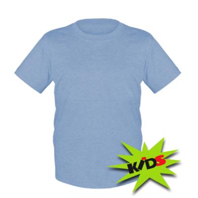 Цвет Бледно-голубой, Детские футболки - PrintSalon