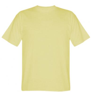 Цвет Желтый, Мужские футболки - PrintSalon