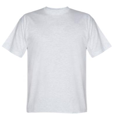 Цвет Светло-серый, Мужские футболки - PrintSalon