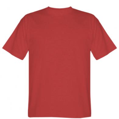 Цвет Красный, Мужские футболки - PrintSalon