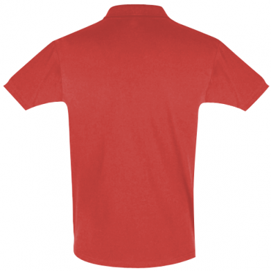 Цвет Красный, Поло мужские - PrintSalon