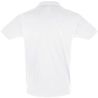 Цвет Белый, Поло мужские - PrintSalon