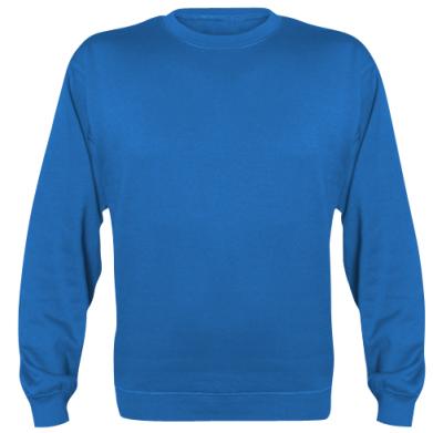 Цвет Синий, Cвитшоты - PrintSalon