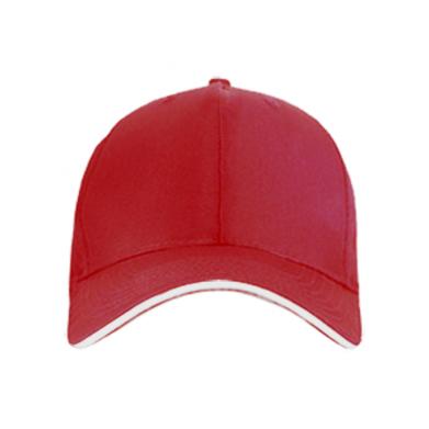 Цвет Красный, Кепки - PrintSalon