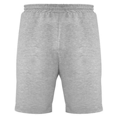 Цвет Серый, Мужские шорты - PrintSalon