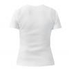 Женская футболка с V-образным вырезом Козак та кінь