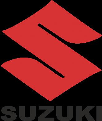 Принт Мужское поло Suzuki, Фото № 1 - PrintSalon
