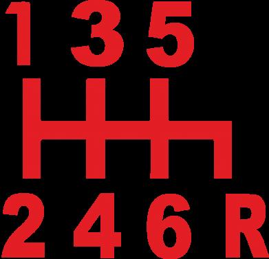 Принт Фартук Коробка передач, Фото № 1 - PrintSalon