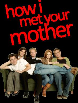 Принт Чашка 420ml How i met your mother, Фото № 1 - PrintSalon