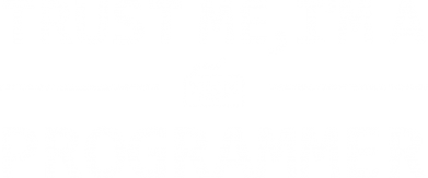 Принт Чоловіча футболка Trust me, i'm a programmer, Фото № 1 - PrintSalon