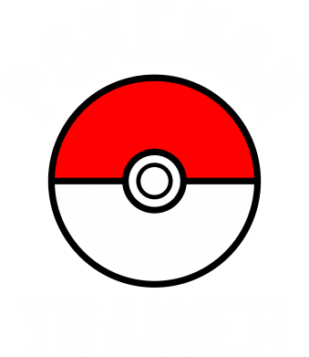 Принт Мужское поло Pokemon Trainer, Фото № 1 - PrintSalon