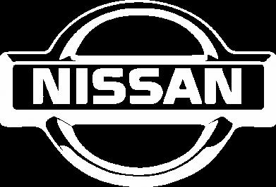 Принт Мужская футболка  с V-образным вырезом логотип Nissan - PrintSalon