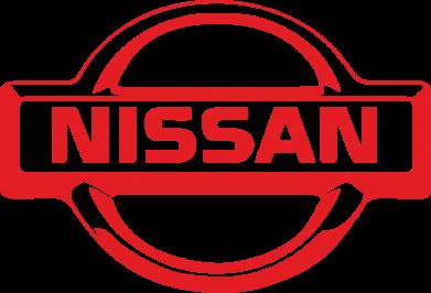 Принт Фартук логотип Nissan - PrintSalon