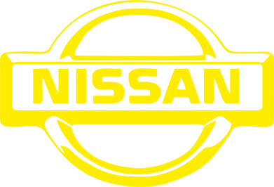 Принт Толстовка логотип Nissan - PrintSalon