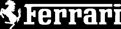 Принт Женская футболка с V-образным вырезом Ferrari - PrintSalon