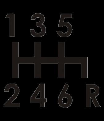 Принт Тельняшка с длинным рукавом Коробка передач, Фото № 1 - PrintSalon