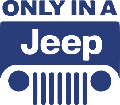 Принт Штаны Only in a Jeep - PrintSalon