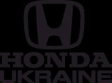 Принт Наклейка Honda Ukraine, Фото № 1 - PrintSalon