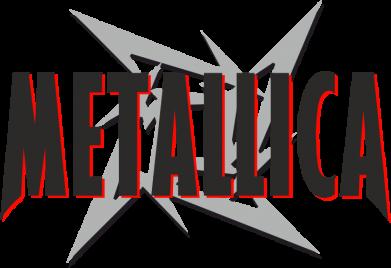 Принт Термокружка Metallica Logo - PrintSalon