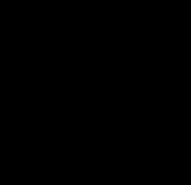 Принт Чашка с ложкой Козак з мушкетом, Фото № 1 - PrintSalon