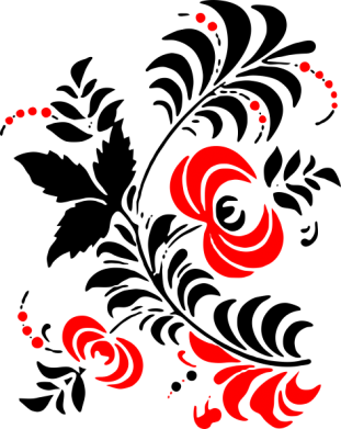 Принт Мужская футболка Квіти, Фото № 1 - PrintSalon