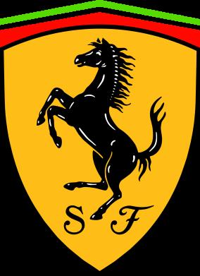 Принт Чоловіча преміум футболка Ferrari, Фото № 1 - PrintSalon