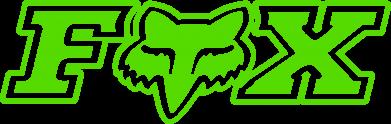 Принт Шапка Fox Moto - PrintSalon