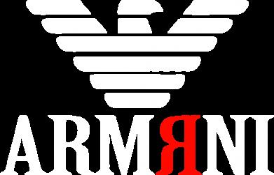 Принт Чоловіча футболка Армяні (Armani), Фото № 1 - PrintSalon