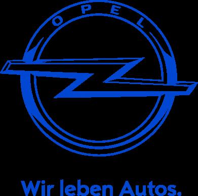 Принт Торба Opel Wir leben Autos, Фото № 1 - PrintSalon