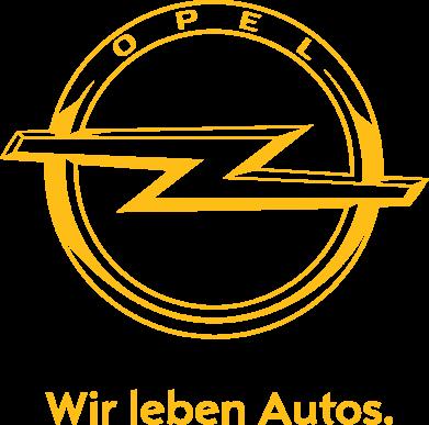 Принт Майка жіноча Opel Wir leben Autos, Фото № 1 - PrintSalon