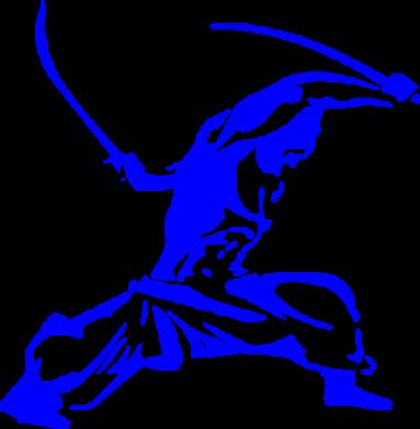 Принт Чоловіча футболка Козак з шаблями, Фото № 1 - PrintSalon