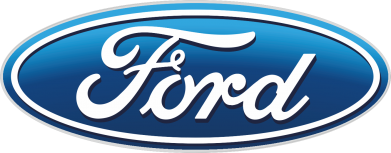 Принт Штаны Ford 3D Logo - PrintSalon